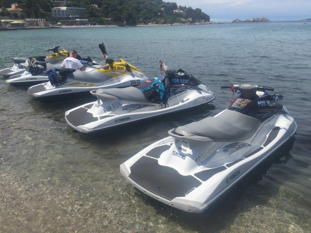 jet ski dubrovnik sea adventure