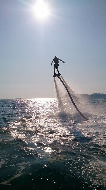 dubrovnik flyboard rent